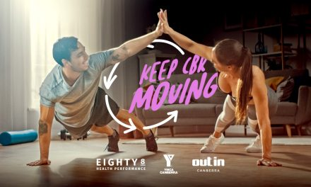 Keep Canberra Moving is Back by Popular Demand!
