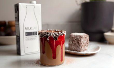 TikTok-Made Lamington Coffee Recipe to Try for World Coffee Day